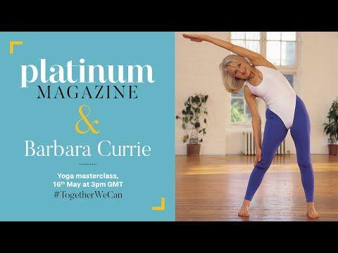 what yoga exercises should i do in lockdown barbara