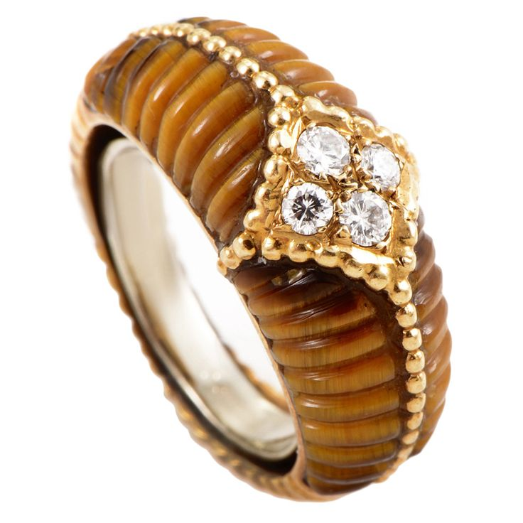 286 best Jewelry Brown Rings images on Pinterest