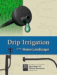 DIY - Setup drip irrigation in your home landscape or garden #gardening #books #DIY