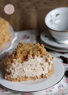 SBRICIOLATA SENZA COTTURA AL CAFFè ricetta torta veloce