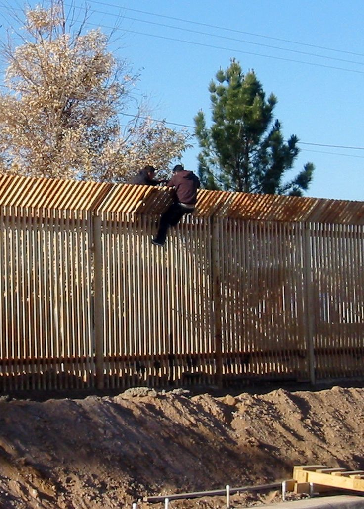 USA Mexico border fence The 511 best