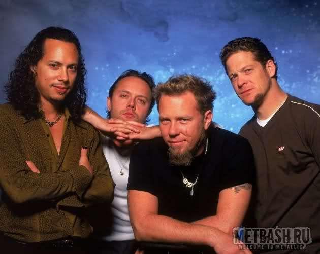 metallica-1998-era-photo | Metallica | Pinterest