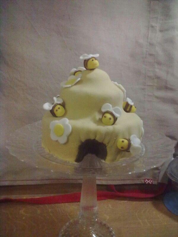 Méhecskés torta