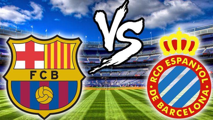 FC BARCELONA VS RCD ESPANYOL | XxStratusxX
