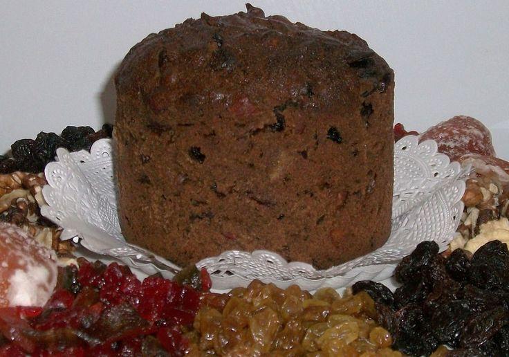 TORTA NEGRA GALESA ( RECETA ORIGINAL )