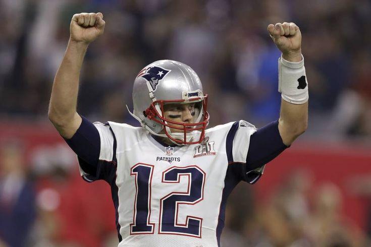 Tom Brady lidera virada histórica e New England Patriots conquista o Super Bowl 51 - Esportes - Estadão