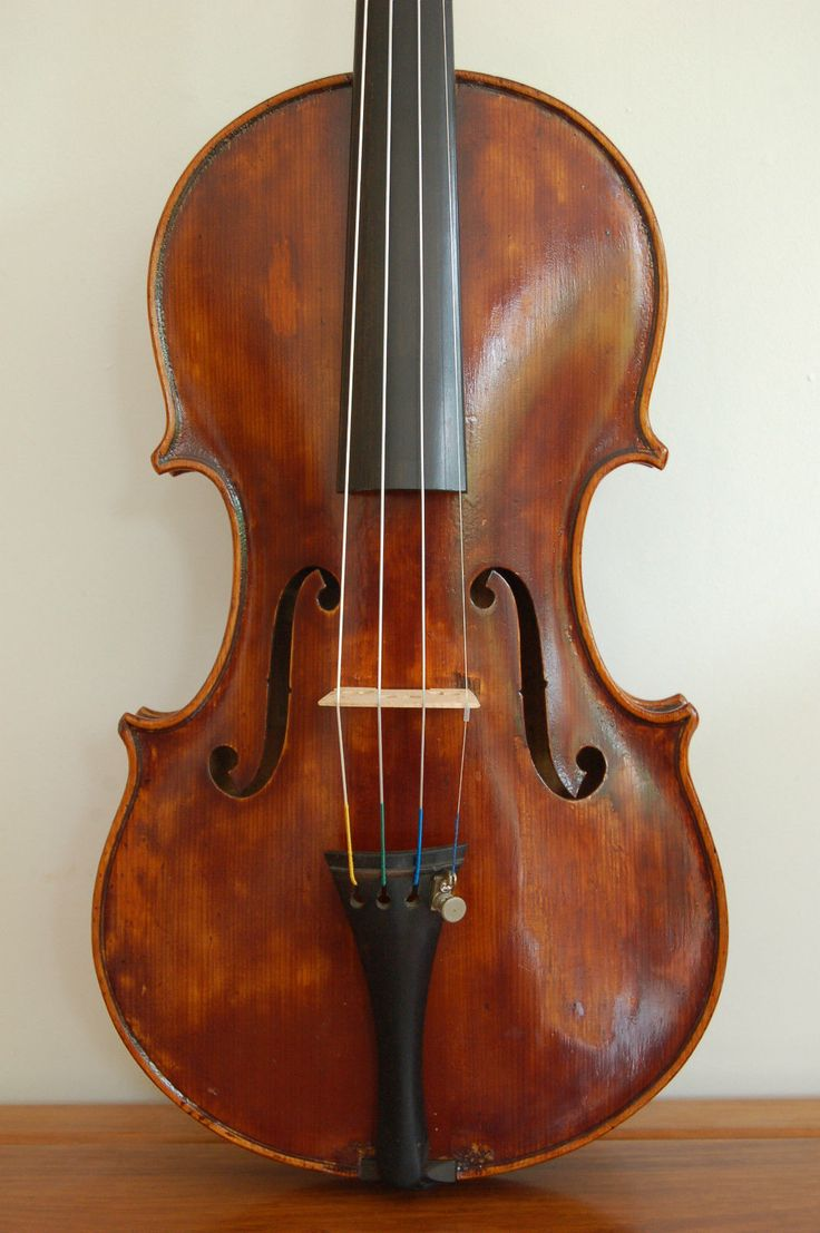 An english violin fred wilson 1921 old antique 44 lob