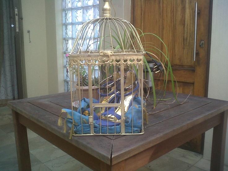 birdcage kuncha