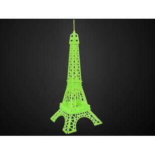 Fosforlu Eyfel Kulesi 3D Maket Seti (52 Parça)
