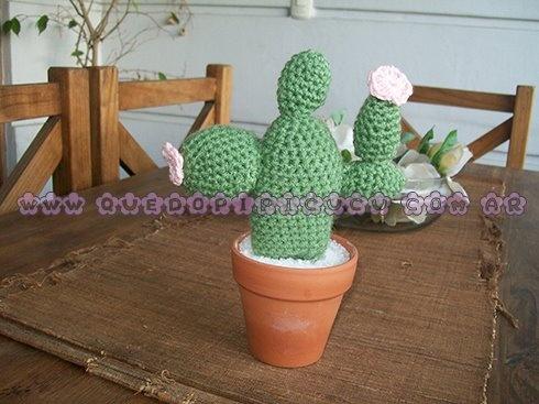 CACTUS AL CROCHETCactus Al, Al Crochet, Cactus Tejidos