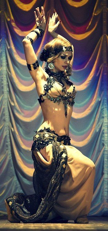 Learn belly dancing through Charni. She provides basic step by step guidance towards mastering the dance.