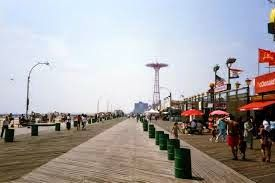 Holidays And Money: Daydreaming of Coney Island situated in Brooklyn, ...
