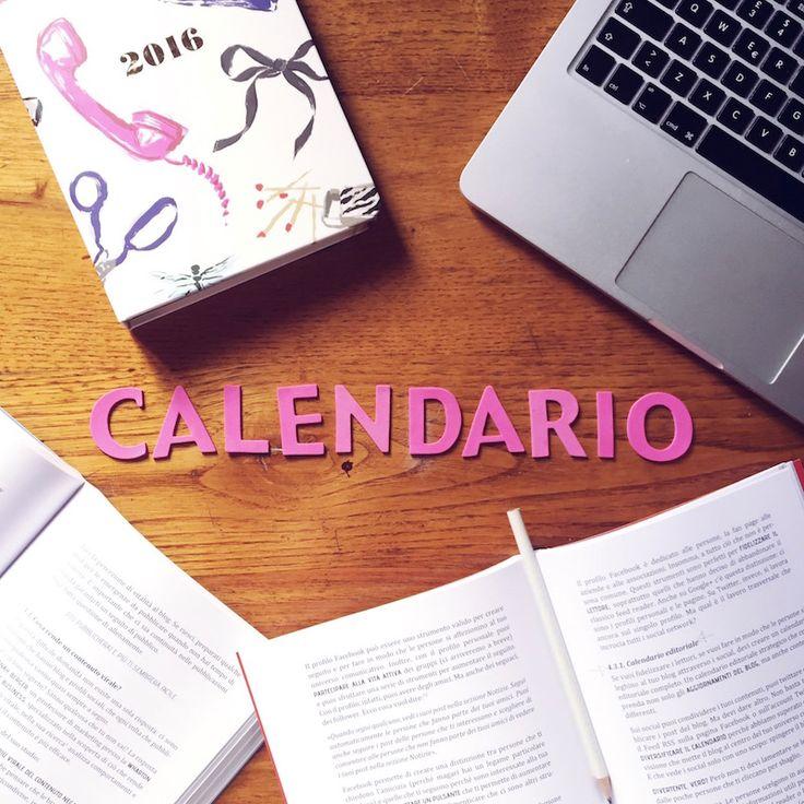 Calendario editoriale di Valinapostit