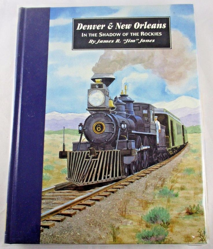Details About Denver & New Orleans In The Shadow Of The