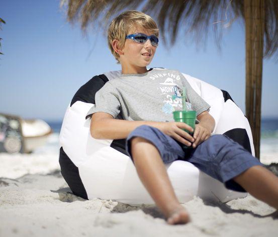 #pufa #piłka na #wakacjach:) i zimna lemoniada. Jak w #raju!