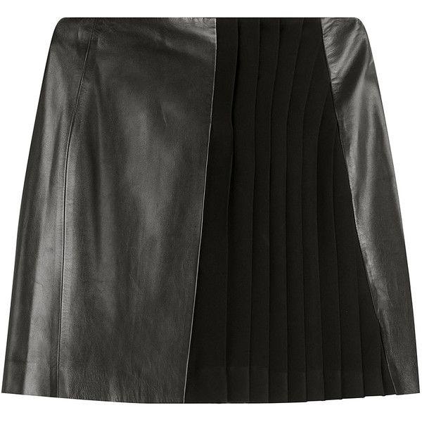 1000  ideas about Black Pleated Mini Skirt on Pinterest | Black ...
