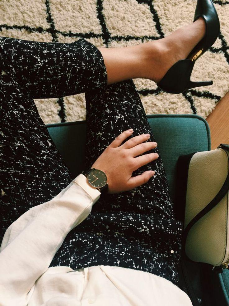 White Coat Wardrobe #businesscasual #workwear