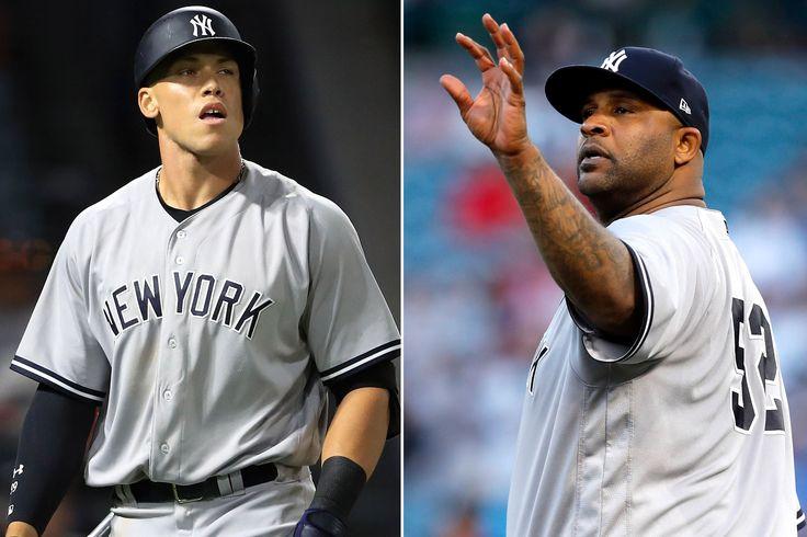 """Yankees' win streak snapped as Sabathia leaves with leg injury Sitemize """"Yankees' win streak snapped as Sabathia leaves with leg injury"""" konusu eklenmiştir. Detaylar için ziyaret ediniz. http://xjs.us/yankees-win-streak-snapped-as-sabathia-leaves-with-leg-injury.html"""