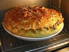 Klabb tat-Tisjir » Blog Archive » Spinach and Tuna Pie – Torta tal-Ispinaċi u t-Tonn taż-Żejt