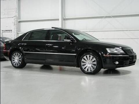 Volkswagen Phaeton--Chicago Cars Direct HD