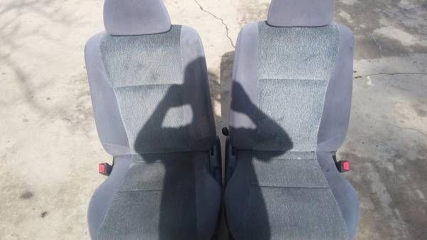 Honda civic seats (Moreno valley) $80