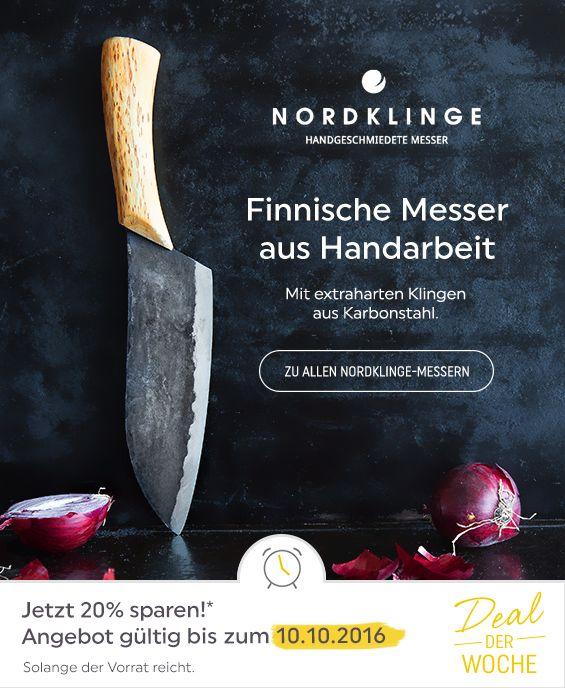 Nordklinge Messer - Ganz oben auf unserer Wunschliste!