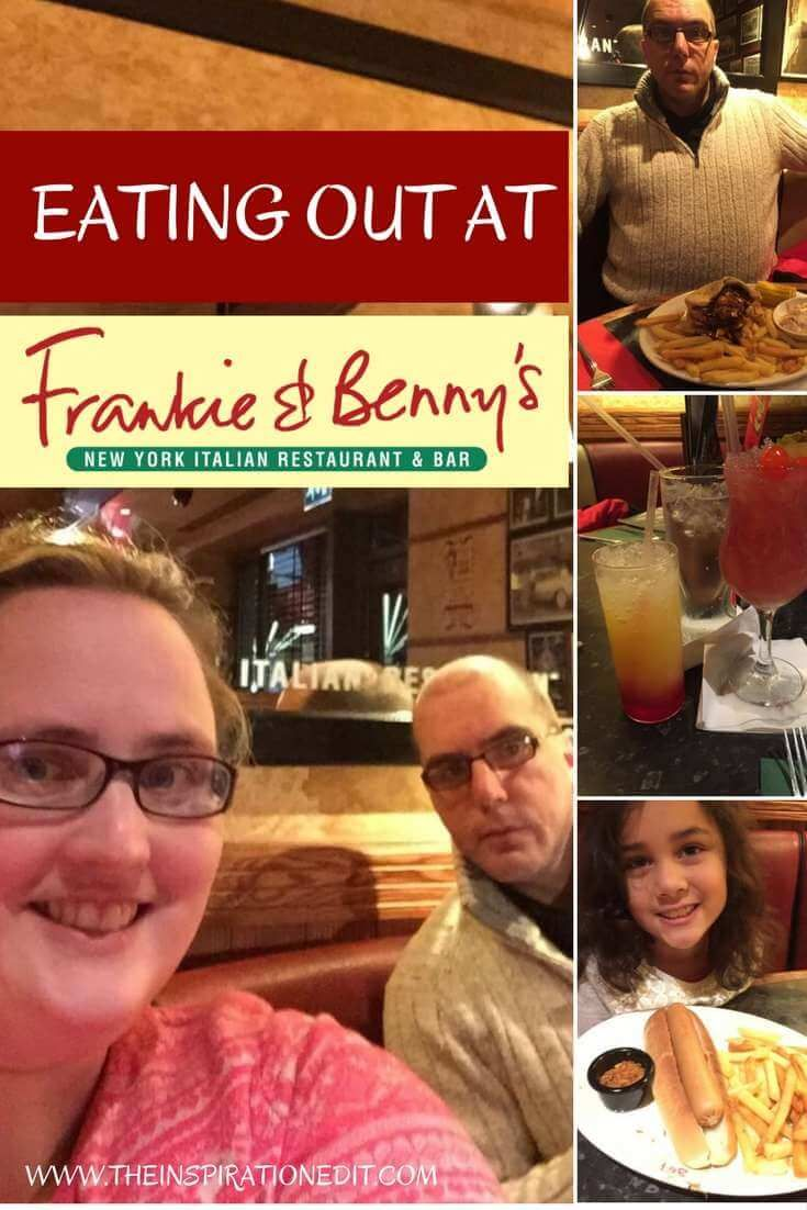 Eating Out At Frankies & Bennys