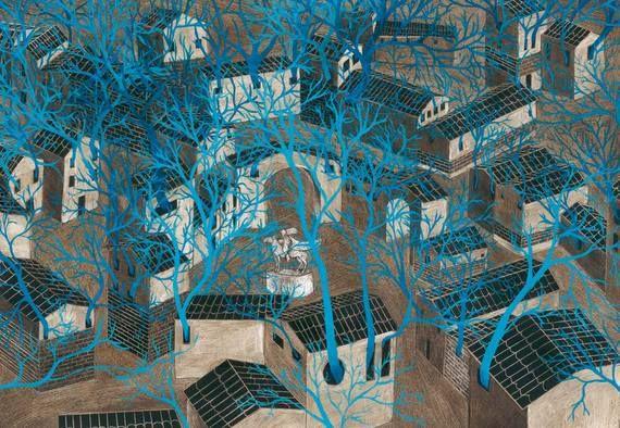 LAlbero Azzurro di Amin Hassanzadeh Sharif: quando la libertà non si può…