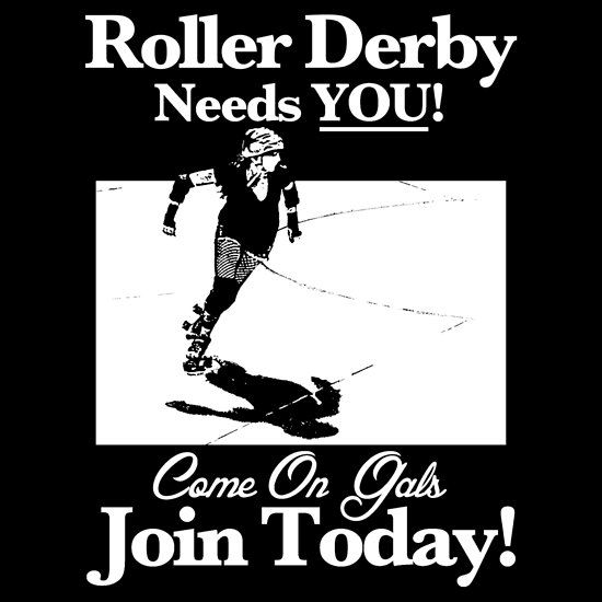 I REALLY want to do roller derby!!!!!