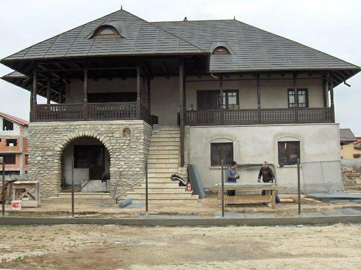 Romanian house
