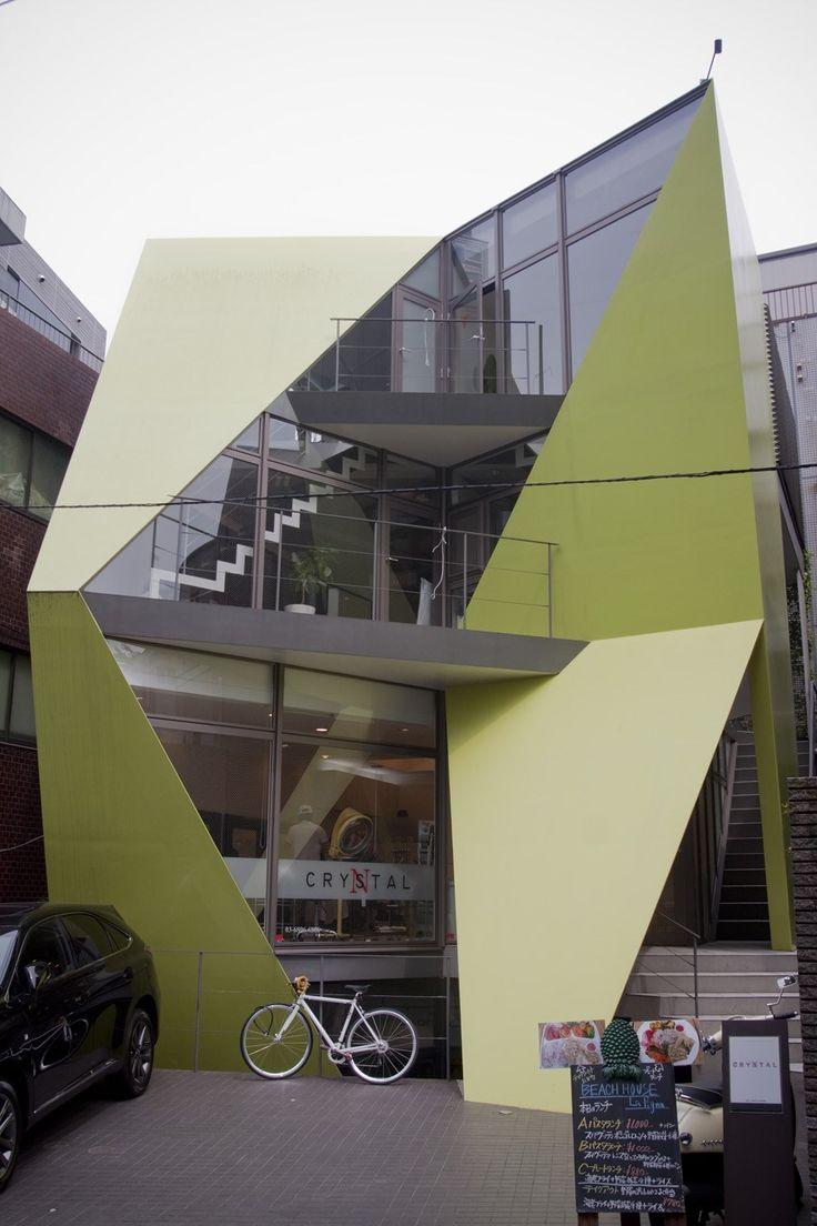 Sta-Bld de Sanokei Architects