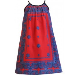 One Red Fly - Scarf Dress