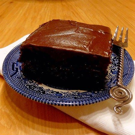One Perfect Bite: That Old Black Magic Cake