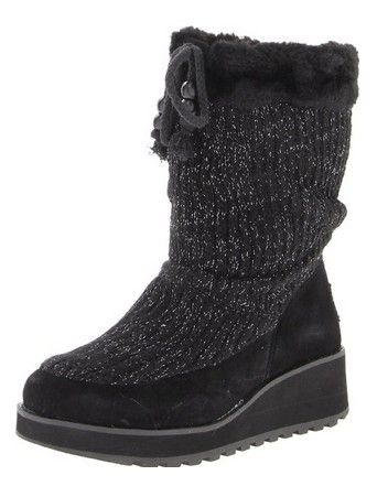 Skechers Women's Visioneers-Mid Snow Boot