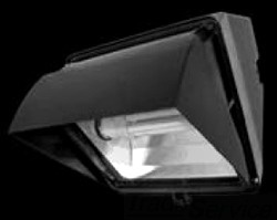 NSI Adjustable Compact Wallpack Fixture, 100W, HPS, 120V; WPCA100S.  Visit Crescent Electric Supply Company today! www.cesco.com