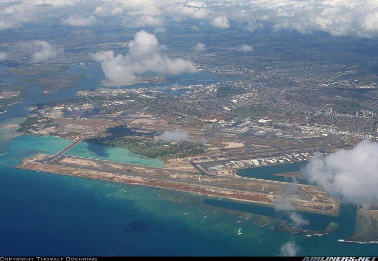 США. Гавайские острова. Гонолулу.
