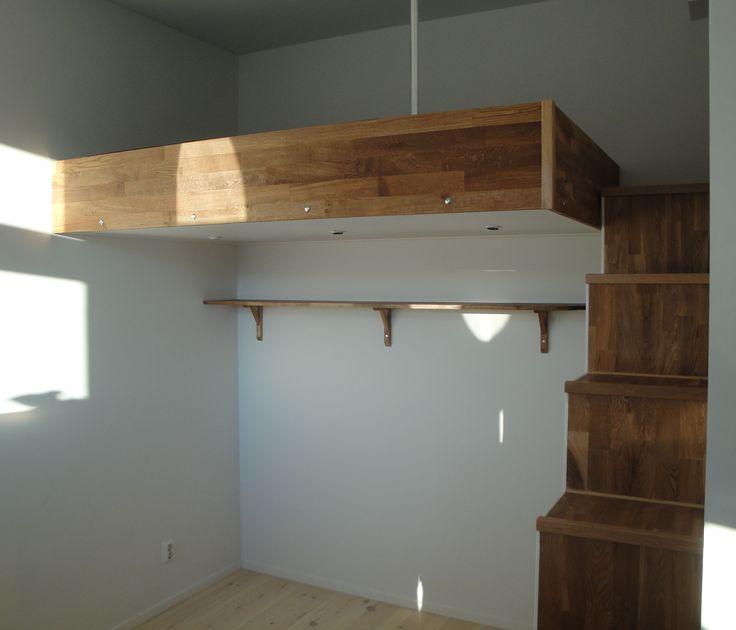 loftdesign.se - loftsängar, sängskåp, inredningssnickeri med mera!