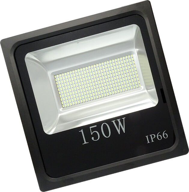 Daca aveti nevoie de sursa de lumina puternica si economica, PROIECTOR LED 150W SMD SLIM IP65 este solutia. Este un sistem de iluminat interior/exterior, datorita gradului de protectie crescut la umiditate si praf - IP65.