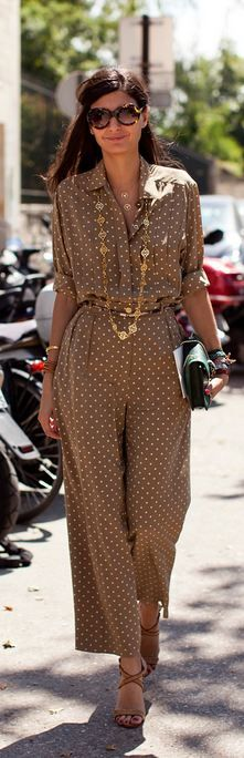 Street Style: Giovanna Battaglia, fashion editor L'Uomo Vogue Italia