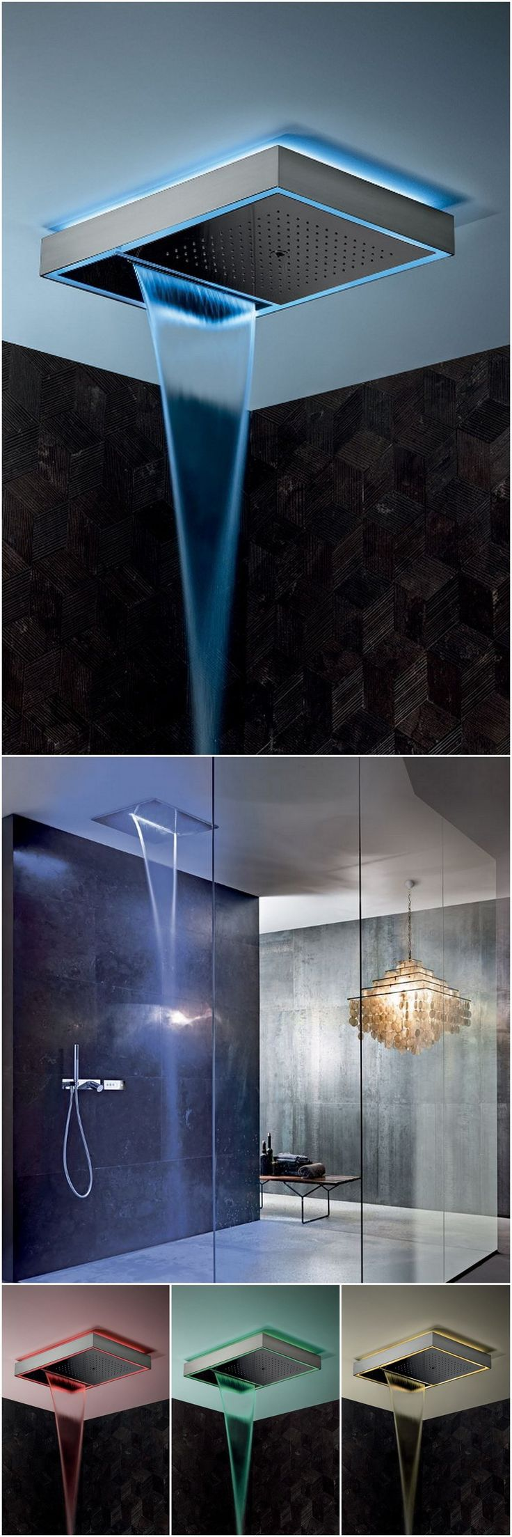The Acquadolce Multi-Functional Shower