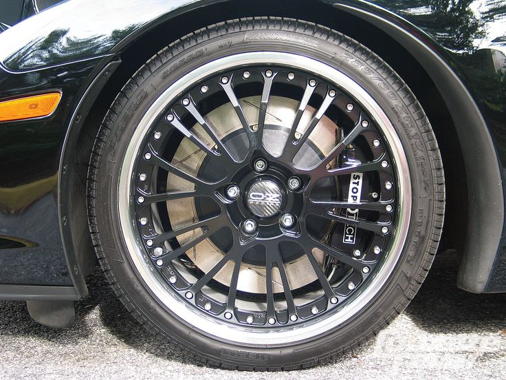 2006 Corvette Z06 Rims Find the Classic Rims of Your Dreams - www.allcarwheels.com