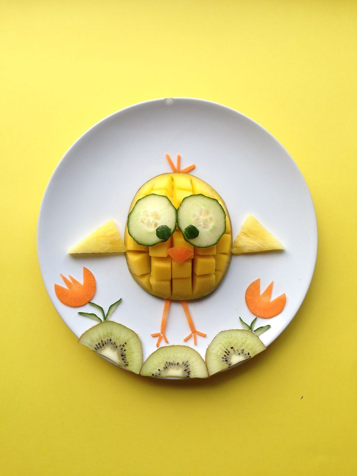mango komkommer kiwi wortel ananas kids wedding dessert