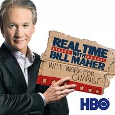 Must-See Friday Night TV Viewing - Real-Time with Bill Maher!
