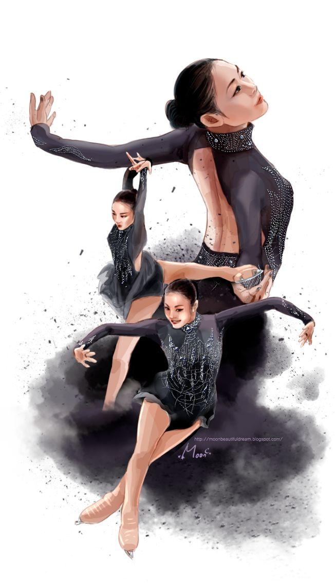 Resultado de imagen de yuna kim danse macabre