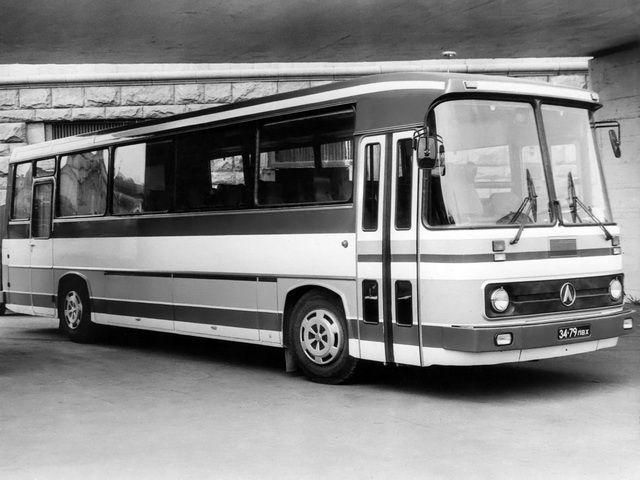 ЛАЗ 52551 Карпаты (N86-Э) Опытный (1977)