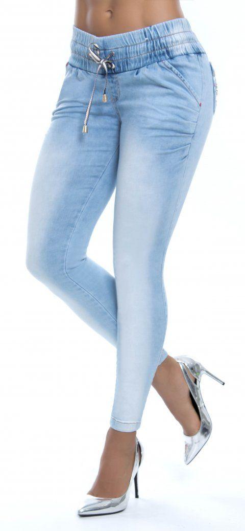 Jeans levanta cola LUJURIA 78637