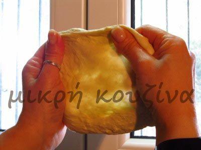 μικρή κουζίνα: Ψωμί στον αρτοπαρασκευαστή