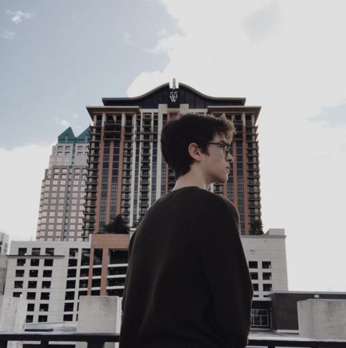 {fc: Manu Rios} [dreamling] Oh. Hello. I'm Will, Will Good. Interesting name, i know. I was actually dreamt about. It turns out that the person dreamt about me so much that they basically willed me into existence. So yeah. Come say hi, if you'd like