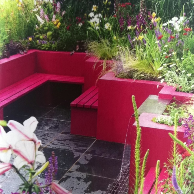 33 best images about tuinbanken on pinterest outdoor benches bespoke and backyards for Buiten patio model