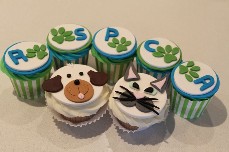 Gorgeous idea for Cupcake Day for the RSPCA!  To register: http://www.rspcacupcakeday.com.au/
